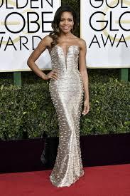 Laverne Cox In Bao Tranchi by Jenna Dewan Tatum From Best Dressed At 2016 Golden Globes Jenna