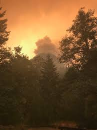 Wild Fire Enumclaw by Containment Nw Fire Blog