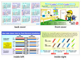 electrical wiring color code chart choice image free any chart