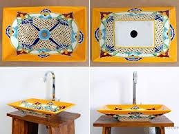 design aufsatzwaschbecken 20 best bunte mexikanische aufsatzwaschbecken images on
