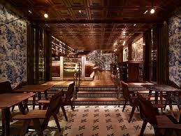 decorations decoration retro classic restaurant interior design of