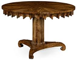 Round Foyer Table by Stylish Mahogany Round Dining Or Foyer Center Table