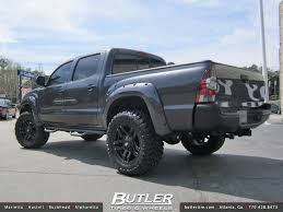 toyota tacoma rims and tires toyota tacoma with 18in fuel wheels additional pictur flickr