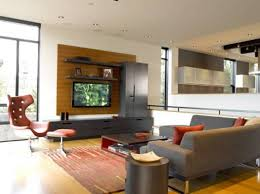 Family Room Minimalist Design That Comfortable My Home Design - Modern family room decor