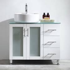 Modern Bathroom Sinks And Vanities Modern Contemporary Bathroom Vanities You Ll Wayfair