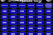 best jeopardy powerpoint template jeopardy game template free