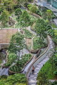 minton housing development realized by dp architects landscape