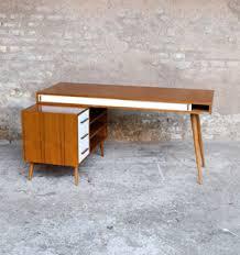 bureau vintage design bureau scandinave meuble style vintage fabrication française
