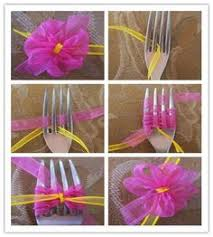 craft ribbon these layer flowers made with ribbon are such an easy and