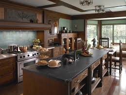 Kitchen Styles And Designs by Best 25 Craftsman Kitchen Ideas On Pinterest Craftsman Kitchen