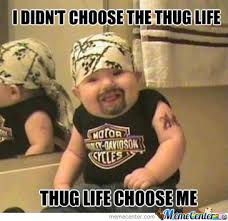 What Is The Meaning Of Meme - thug life meaning thug life meme