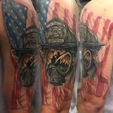 firefighter bobby ink tattoos