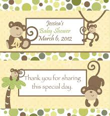 monkey invitations baby shower vistaprint baby shower invitations u2013 gangcraft net