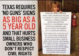 bigger uglier new rules mean big scarlet letters for anti gun