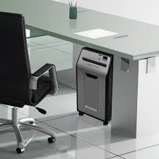 Commercial Desk Goecolife Gmc225pi 22 Sheet Microcut Under Desk Shredder U2013 Shredcare