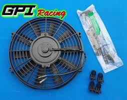 10 inch radiator fan 10 inch universal electric radiator racing fan mounting