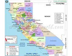 california map major cities map of major cities of california maps city city