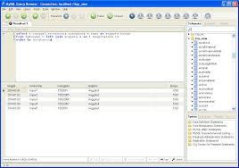 membuat query tabel tutorial pengenalan sql untuk pembuatan laporan custom pada