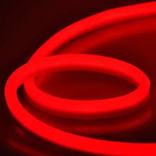 50ft led flex neon rope light in outdoor wedding
