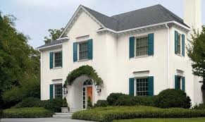 paint color schemes for greek revival houses ideas body of house