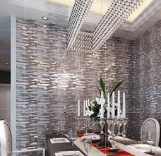 Stainless Glass Mosaic Backsplash Online Stainless Glass Mosaic - Stainless steel backsplash reviews