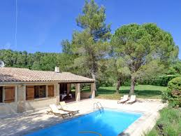 holiday house with pool near menerbes provence firma marion