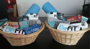 fitness gift basket monday giveaway befit gift baskets for two lucky readers