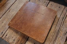 leather photo album leather photo albums for the ones i leather photo album