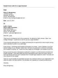 legal secretary cover letter sample sample secretary covering