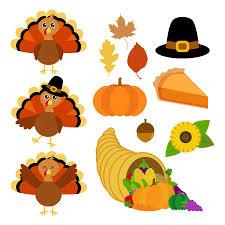 thanksgiving clipart the digital shop