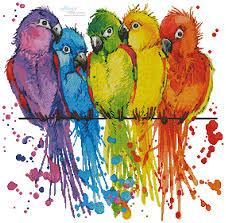 artecy cross stitch cross stitch patterns birds print