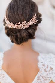 hair accessories for weddings gold wedding hair accessories wedding ideas by colour chwv