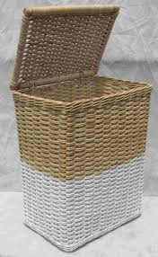 rattan laundry baskets rattan wicker hampers basketwares bin