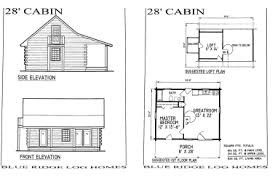 cottage home floor plans 17 cottage home with loft blueprint cottage style house plan 3
