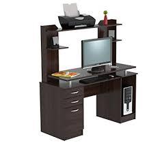 Amazon Com Inval America Cc 4301 Computer Workcenter With Hutch
