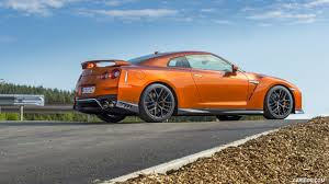 nissan orange 2017 nissan gt r premium color katsura orange side hd