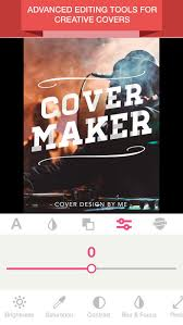 cover maker book creator u0026 magazine cover maker on the app store