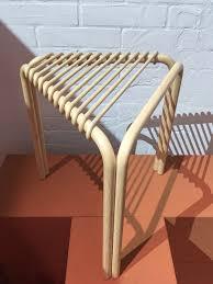Industrial Design Mobel Offen Bilder Karumi U0027 Bamboo Stool Design By Alvaro Siza Rattan Inspiration