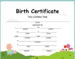 dog birth certificate template tawas info