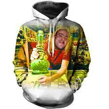 Meme Hoodie - good guy greg weed meme hoodie