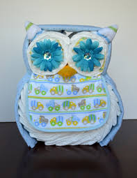 marvelous good baby shower decor ideas 21 owl diaper cake