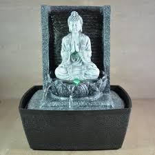 deco chambre zen bouddha sélection de fontaines déco pour garder la zen attitude