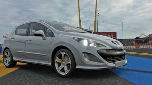 peugeot dubai forza motorsport 7 peugeot 308 gti 2011 test drive gameplay