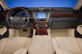 lexus ls v10 lexus ls 600h l hybrid 2010 cartype