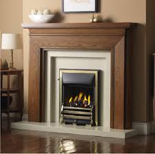 gas fires the harrogate high efficiency 85 glass fronted