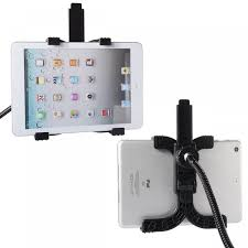 360 degree rotation lazy bed desk mount tablet stand holder with
