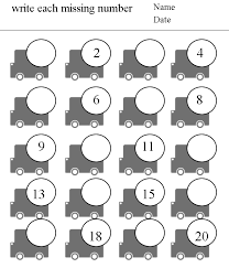 kindergarten counting worksheet april 2013