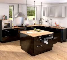 photo de cuisine avec ilot cuisine brico depot avec ilot en photo