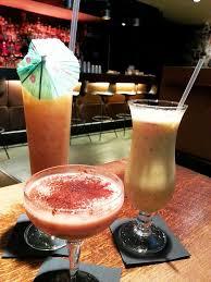 martini basil tiramisu martini basil berry cooler pina colada soda bar lyon hc