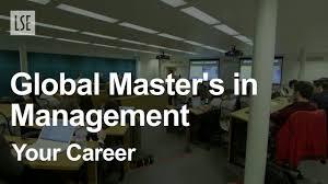 global master u0027s in management u2013 your career youtube